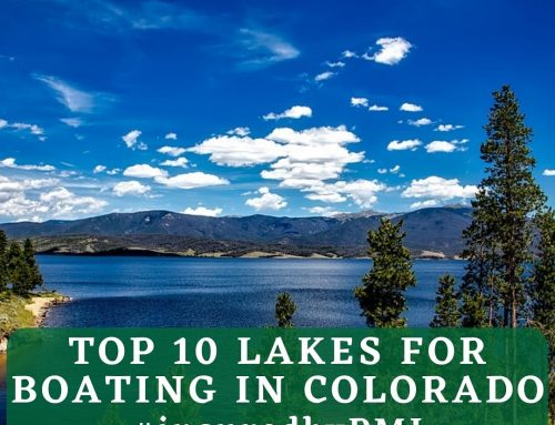 Top Colorado Boating Lakes