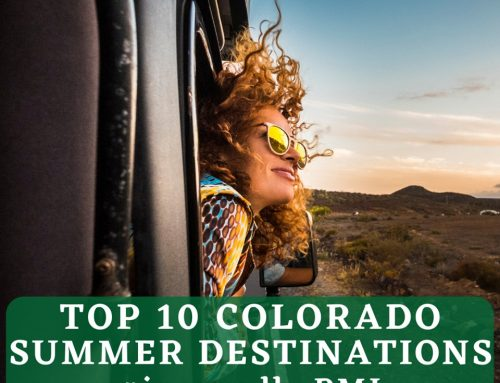 Top Ten Colorado Summer Destinations