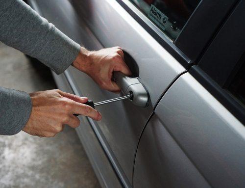 5 Ways to Get Your Car Stolen