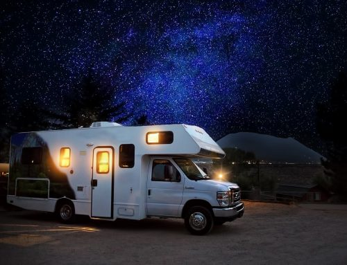 Finding a great place to camp in your RV