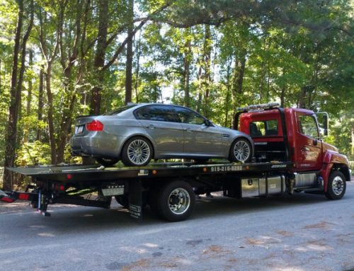 Towing and Roadside Assistance